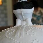 Details bridecake